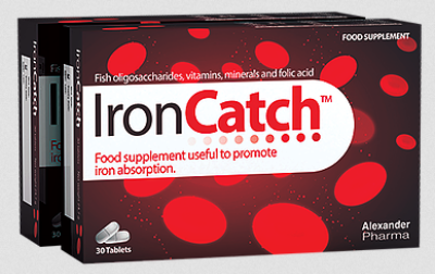 Iron Catch